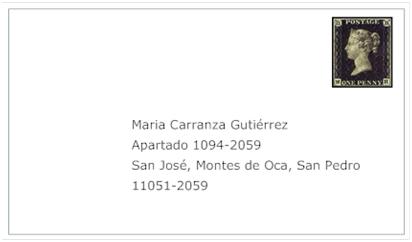Costa Rica  Letter Abbreviation