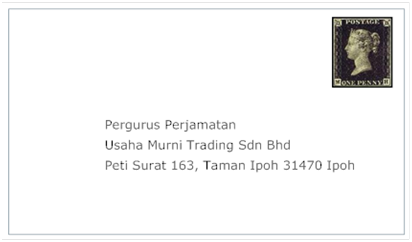 malaysia address format Global Sourcebook for International Data Management