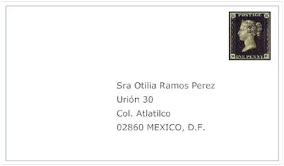 mexican address format mexican mailing address format - Erkal.jonathandedecker.com