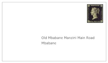 Manzini postal code